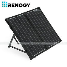 Renogy 60W Solar Panel 12V Portable Kit for RV Boat Camping Battery Charge
