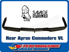 REAR APRON HOLDEN COMMODORE VL MADE OF FLEXIBLE RESILIENT SUPER STRONG RONFALIN