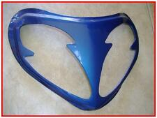 PLASTIC TELEFONICA BLUE HEAD LIGHT COVER SUZUKI  GSXR 00-03 FAIRING, HEADLIGHT