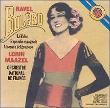 Ravel: Boléro (CD, CBS Records) Maazel