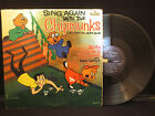 Sing Again with the Chipmunks on Liberty Records LRP 3159