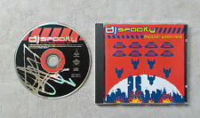 "CD AUDIO MUSIQUE / DJ SPOOKY THAT SUBLIMINAL KID ""RIDDIM WARFARE"" CD ALBUM 1999"
