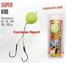 ARTIFICIALE SUPER KAB FLUORESCENTE 200 GR POLPO KABURA TRAINA VERTICAL LURE