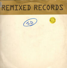 VARIOUS (DEBBIE HARRY / TAVARES / SHALAMAR) - Remixed Records 12 Swe Mix - Remix