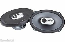 "Infinity Reference 9603IX 6x9"" 3-way Car Audio Coaxial Speakers (300W 100 RMS)"