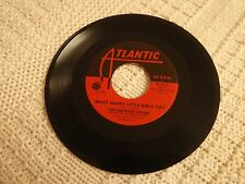 THE SHEPHERD SISTERS WHAT MAKES LITTLE GIRLS CRY/DON'T MENTION NAME  ATLANTIC M-