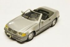 Maisto Mercedes 500 SL 1/18 Die Cast Metal Model Collectable Car