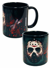 JASON VORHEES FRIDAY 13TH INSPIRED GENUINE DARKSIDE HORROR MOVIE MUG