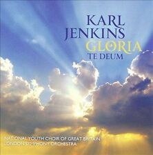 NEW Karl Jenkins: Gloria; Te Deum by Timothy Hugh [cello] CD (CD) Free P&H