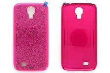 NEW Case Mate OLO Glimmer Shell Case for Samsung Galaxy S4 IV Pink *