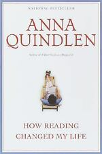 How Reading Changed My Life, Quindlen, Anna, Good Book
