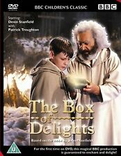 The Box of Delights 2004 Devin Stanfield, Robert Stephens NEW SEALED UK R2 DVD