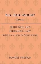 Big Bad Mouse! by Philip King and Falkland L. Cary (1969, Paperback)