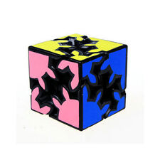 New Gear 2x2 V2 Speed Cube Black Magic Cube Puzzle Toy Gift 2-layer Brain Teaser