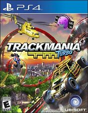 TrackMania Turbo  PlayStation 4 PS4 Brand new and Sealed