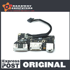 "DC Power Jack Board for Macbook Air 13"" A1466, 2013 2014 2015"