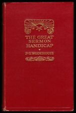 The Great Sermon Handicap by P.G. Wodehouse First Edition (Hardback, 1933)