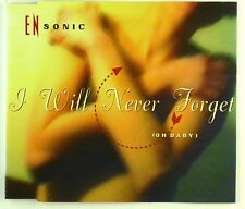 Maxi CD - EN-Sonic - I Will Never Forget (Oh Baby) - A4182 - RAR