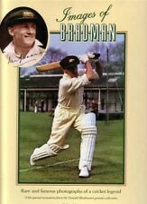 IMAGES OF BRADMAN: RARE & FAMOUS PHOTOGRAPHS OF A CRICKET LEGEND FREE SHIP!