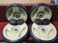 "Honda 19"" lawnmower 4x 8""wheel set suit HRU19K1,HRU19M1,HRU196K1,HRU196M2"
