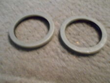 NOS 1965 - 1969 FORD MUSTANG 260 289 302 351W DRUM BRAKES GREASE RETAINER SEALS