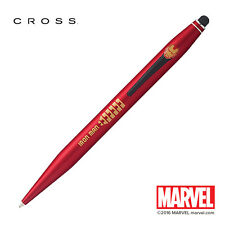 Cross Tech 2 Marvel Collection Ballpoint Pen w/Stylus, Iron Man