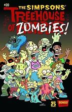 The Simpsons Treehouse of Horror, No. 20 (Bongo Comics Group, 2014)