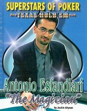 "Antonio ""The Magician"" Esfandiari (Superstars of Poker: Texas Hold'em)"