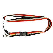 EGYPT COUNTRY FLAG LANYARD KEYCHAIN PASSHOLDER ..  NEW