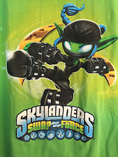 Skylanders Swap Force Video Game T Shirt - XL Extra Large -Gamescom Limited Ed