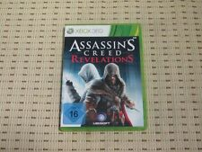 Assassin´s Creed Revelations für XBOX 360 XBOX360 *OVP*