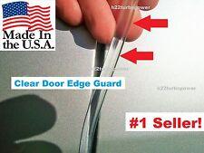 FORD Door Guards Protectors molding Trim 4 Door Kit CLEAR DOOR EDGE GUARDS
