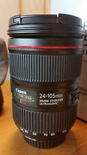 CANON EF 24-105MM F/4 L IS USM Mark II Full frame SLR camera lens