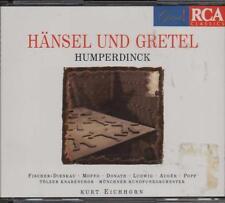 Engelbert Humperdinck. 2CD. Hansel & Gretel. Fischer-Dieskau. Moffo.  ST2.168