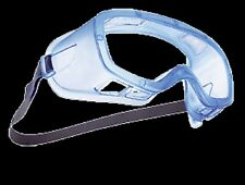 Bolle Double Ecran Super Coverall Safety Googles - Polycarbonate / Acetate Lens