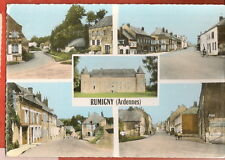 RUMIGNY  ARDENNES  1965   5 VUES COULEUR