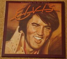 CD Album - Elvis Presley - Welcome To My World (Mini LP Style Card Case) NEW