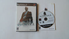 Hitman 2: Silent Assassin Greatest Hits (Sony PlayStation 2, 2003) black label
