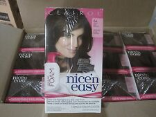 3 x Clairol Nice'n Easy Color Blend Foam Light Ash Brown 6A Free Shipping