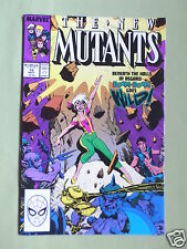 THE NEW MUTANTS- MARVEL COMIC - VOL 1  #79 -SEPT 1989