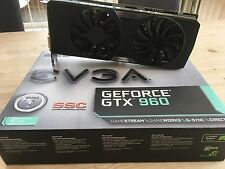 eVGA NVIDIA GeForce GTX 960 (2048 MB) (02G-P4-2966-KR) Graphics Card
