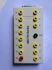 MB Sprinter Breakout Box OBD2 EOBD Breakout Box Tester Pin Out Diagnostic Pinout