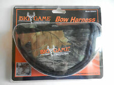 Big Game Bow Harness;  Allows You To Rest Bow In Ready Position;  CR62-V