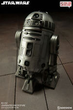 R2-D2 unpainted PROTOTYPE Hot Toys / Sideshow 1/6 Figure (Star Wars) SALE!!