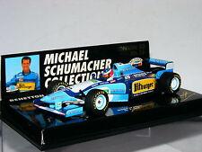 Minichamps Benetton Renault B195 Michael Schumacher GP Brazil MSC-16 1/43