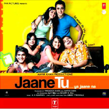 JAANE TU YA JAANE NA  - NEW SOUNDTRACK - FREE UK POST