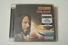 Common-Finding Forever CD 2007 (kanye west d'Angelo Lily Allen)