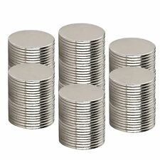 Lots 100pcs 15mm x1mm Super Strong Round Slice Disc Magnets Rare Earth Neodymium
