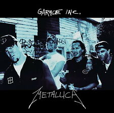 METALLICA GARAGE INC 3x LP HEAVY VINYL 180g GATEFOLD EDITION LIMITED 2015 New