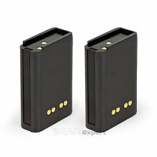2 NEW NTN4595 BATTERY FOR MOTOROLA ASTRO SABER 1 2 3 I II III MX3000